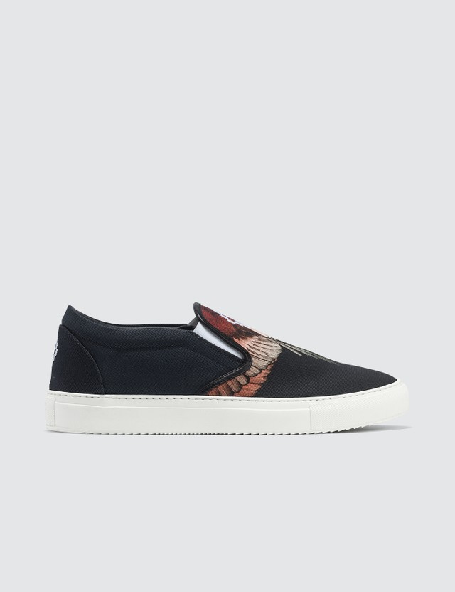 Marcelo Burlon Cross Slip-on Sneaker
