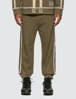 Loewe Anagram Embroidered Track Trousers