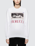Fiorucci Sweatshirt With Fiorucci Car Graphic Picture
