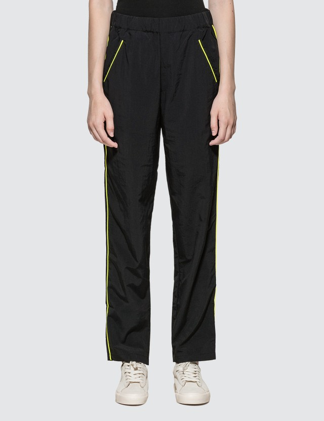 Kirin Piping Nylon Track Pants
