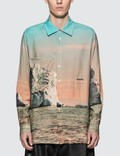Ambush Iceberg Print Shirt Picture
