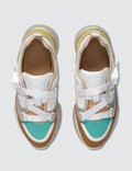 Chloé Sonnie Low-top Sneaker Natural White Women