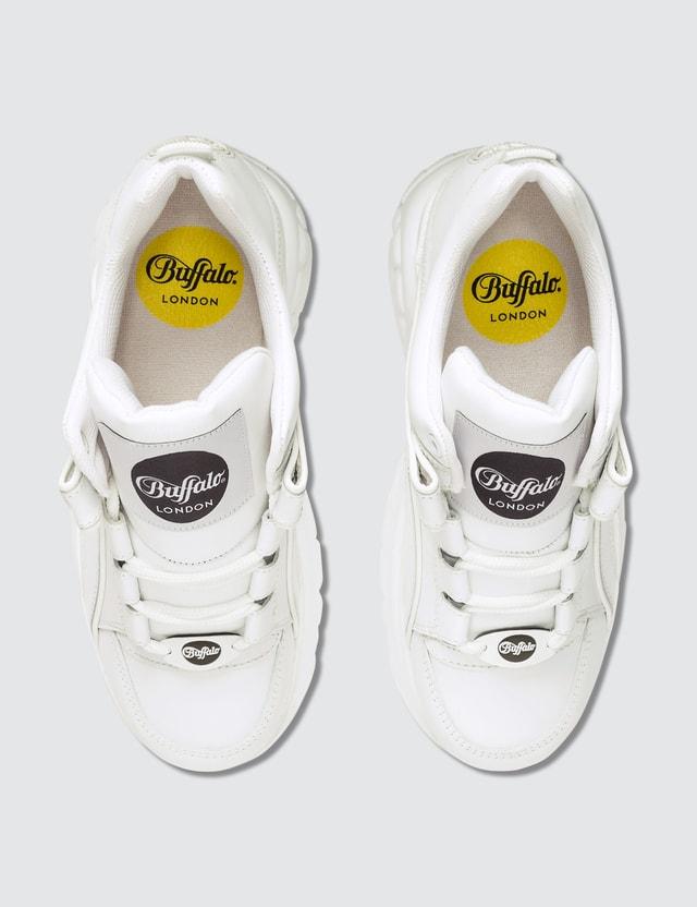 Buffalo London Buffalo Classic White Low-top Platform Sneakers