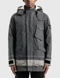 Stone Island Reflective Down Jacket 사진