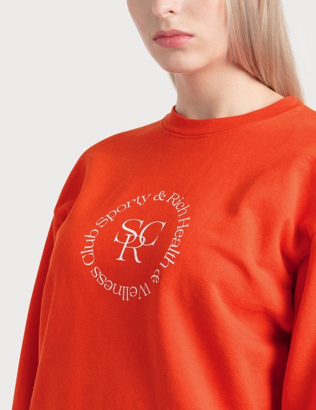 Sporty & Rich SRWC Logo Sweatshirt