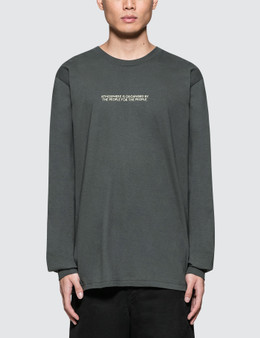 GEO Ends L/S T-Shirt