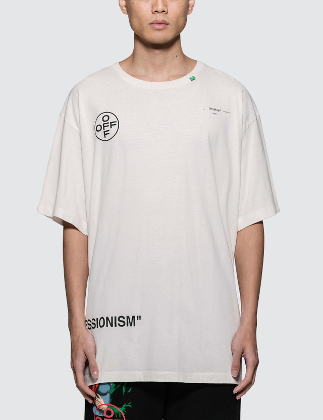 Off-White Stencil S/S Over T-Shirt