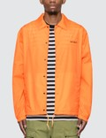 Carhartt Work In Progress Carhartt Script Coach Jacket Picutre