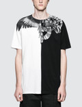Marcelo Burlon Wings Snakes S/S T-Shirt Picture