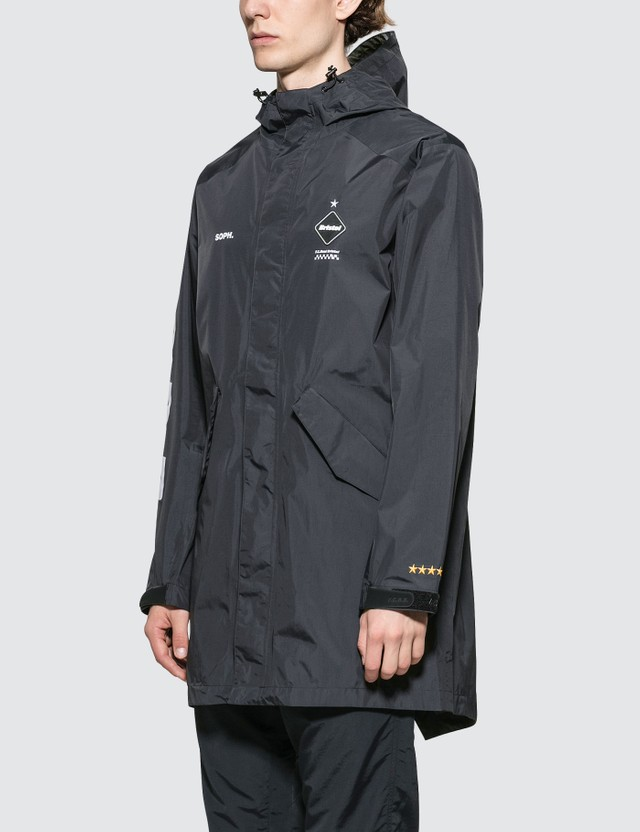 F.C. Real Bristol Bench Rain Coat