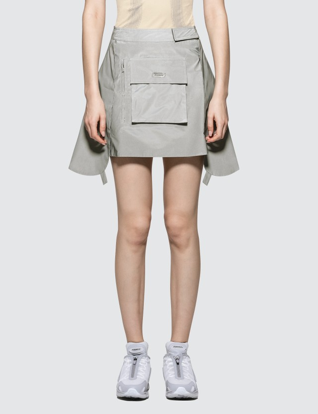Misbhv Military Reflective Skirt