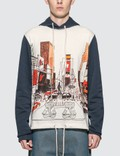 Lanvin Babar NY Print Hoodie Picture