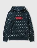 Supreme Supreme X Comme Des Garçons Shirt Box Logo Polka Dot Hoodie 사진