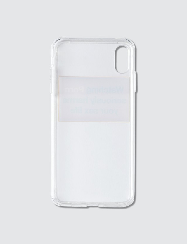 Urban Sophistication Fuck Porn Iphone Cover Clear Unisex