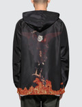 RIPNDIP Hell Pit Hooded Coach Jacket Picture