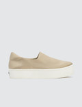 Opening Ceremony Cici Satin Slip On Sneakers Picture