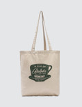 Polo Ralph Lauren Coffee Tote Bag Picture