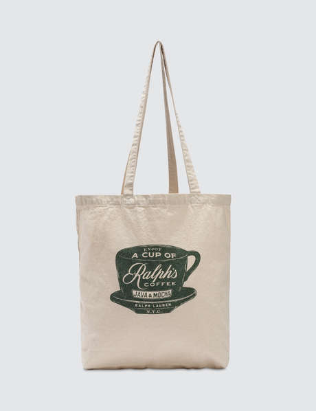 fba2331a9e Ralph s Coffee · Coffee Tote Bag