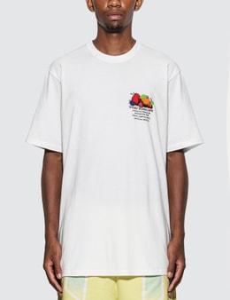 Stussy Fresh Fruit T-Shirt White