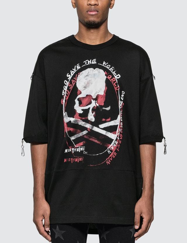 Mastermind World God Save The World T-Shirt