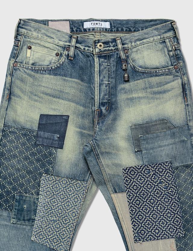 FDMTL CS76 Classic Straight Denim Jean