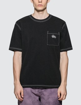 Stussy Branding Pocket T-shirt