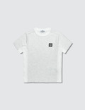 Stone Island Basic Patch Logo T-Shirt (Kids) Picutre