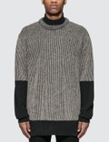 Maison Margiela Oversized Knitted Sweater Picutre