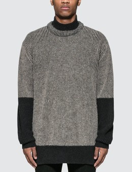 Maison Margiela Oversized Knitted Sweater
