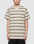 Huf Off Shore Stripe T-Shirt Picture