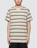 Huf Off Shore Stripe T-Shirt Picture