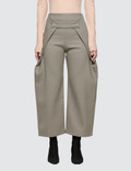 MM6 Maison Margiela Techno Wool Trousers Picture