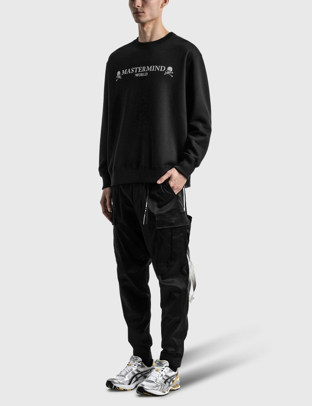 Mastermind World High Crewneck Black Men
