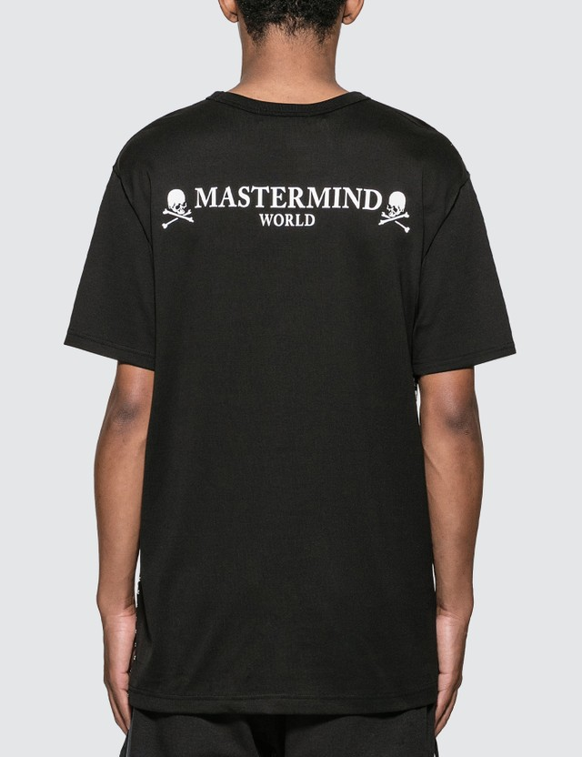 Mastermind World Skull Stripe T-shirt