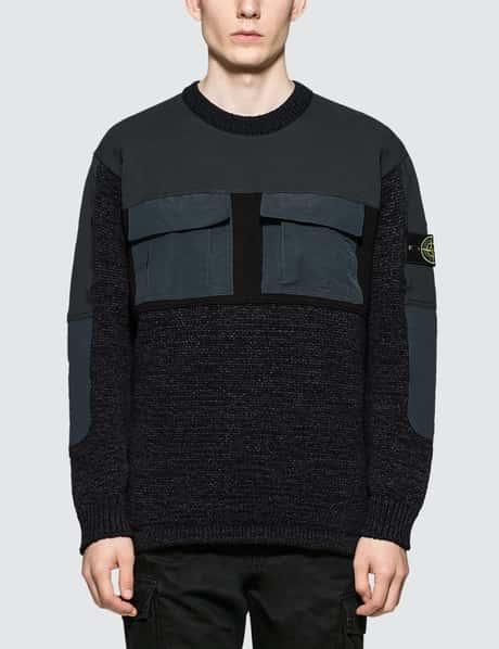 스톤 아일랜드 니트웨어 Stone Island Knitwear