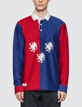 Rowing Blazers Griffin Split Rugby Shirt Picture