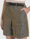 Stussy Iridescent Pocket Shorts
