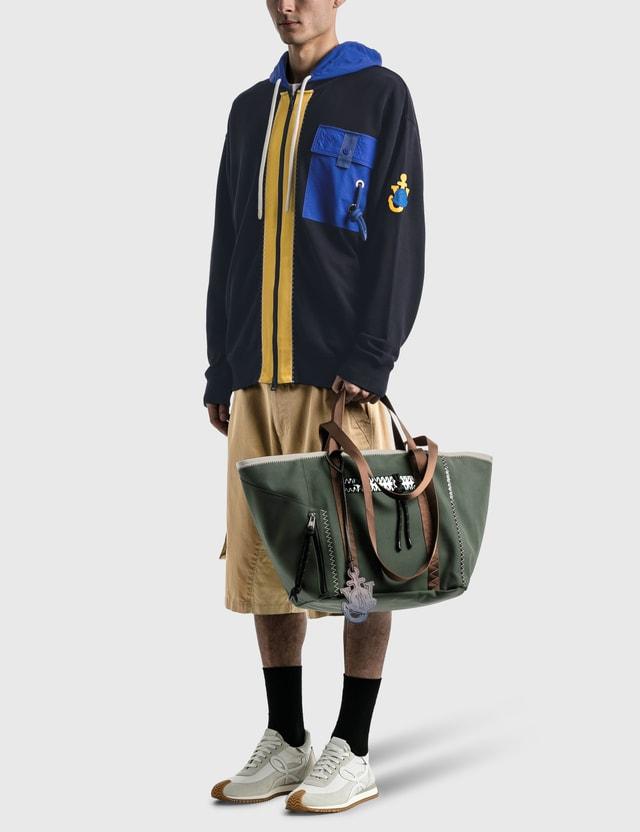 Moncler Genius 1 Moncler JW Anderson Tote Bag Green Men