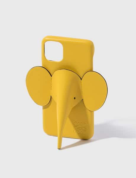 로에베 LOEWE iPhone 11 Pro Max Elephant Cover
