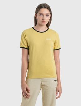 Stussy Contrast Binding T-Shirt