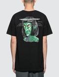 Off-White Green Man S/S Slim T-Shirt