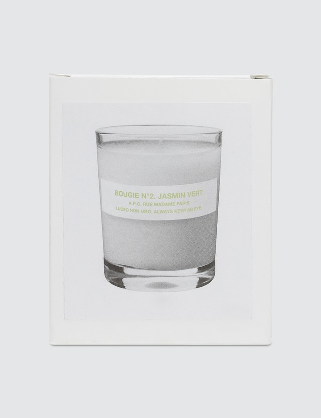 A.P.C. Jasmin Scented Candle