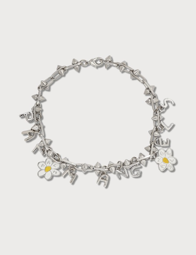 Palm Angels Palm Daisy Necklace