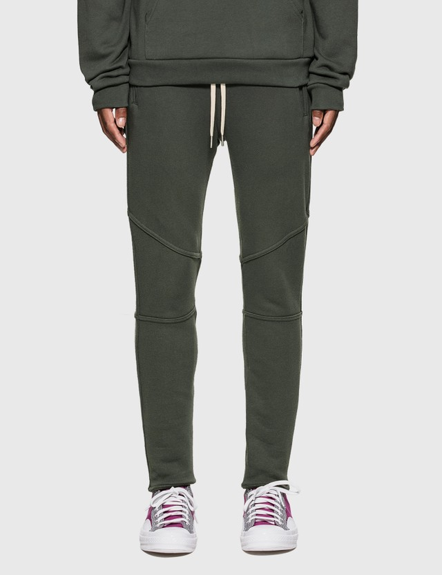 John Elliott Escobar Sweatpants Carbon Men