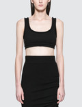 Alexander Wang Fleece Bralette Picture