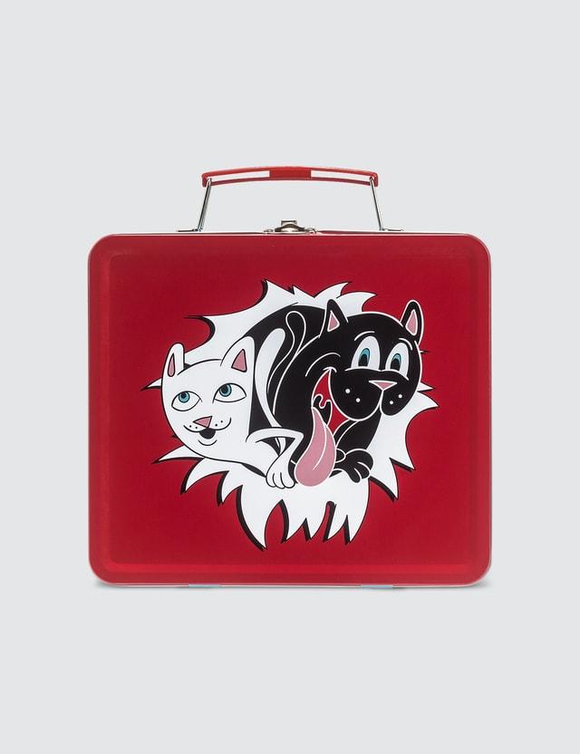RIPNDIP Nerm & Jerm Show Lunch Box