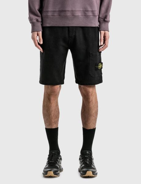 스톤 아일랜드 Stone Island Classic Sweat Shorts