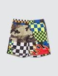 F.C. Real Bristol Multi Pattern Shorts
