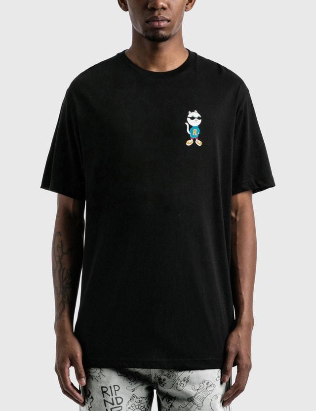 RIPNDIP Nerm And The Gang T-Shirt Black Men