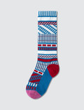 Hysteria By Happy Socks Estelle Mid High Socks Picture